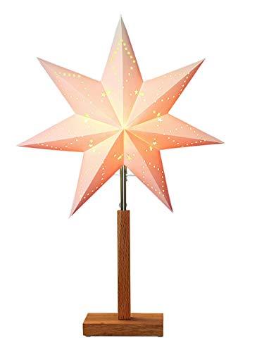 Star Stern''Karo Mini'' Material: Holz/Papier,...
