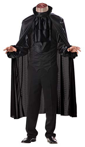 Kopfloser Geist Kostüm Horror Halloween Karneval...