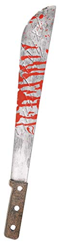 Amscan 840032-55 - Blutige Machete, 1 Stück,...