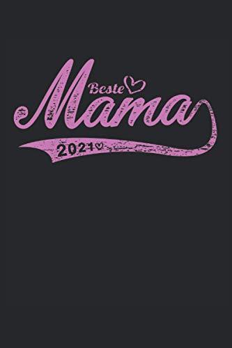 Beste Mama 2021 Vintage Tollste Mutter Best Mommy...