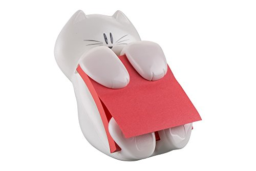 Post-it Cat-330 Super Sticky Z-Notes Spender in...