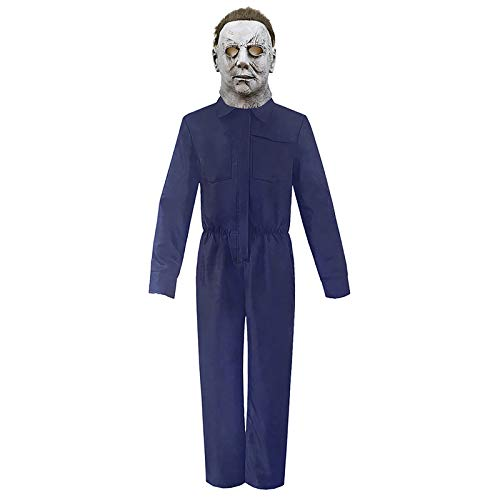 LuBHnna Michael Myers Kostüm Maske Horrorfilm...