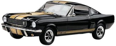 Revell 12482 Shelby Mustang GT350H detailgetreuer...