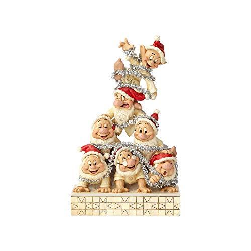 Disney Traditions Precarious Pyramid - 7 Dwarfs...