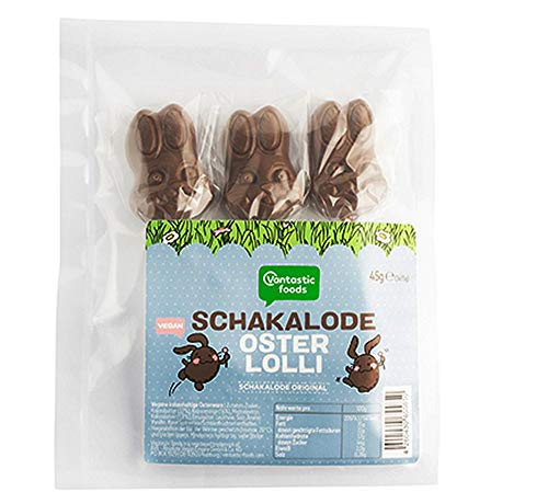 Vantastic Foods Original Schakalode Hasen-Lollies...