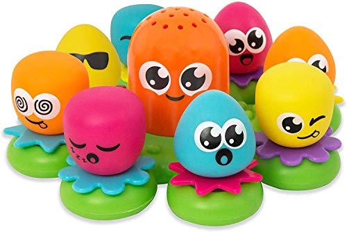 TOMY E2756 Wasserspiel für Kinder Okto Plantschis...
