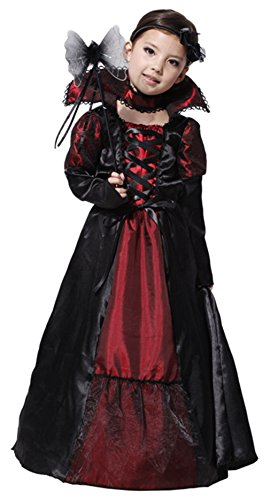 Gift Tower Mädchen Vampir Lady Kostüme Cosplay...