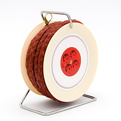 WURSTBARON® Wurst Kabeltrommel - 3,5 Meter Wurst...