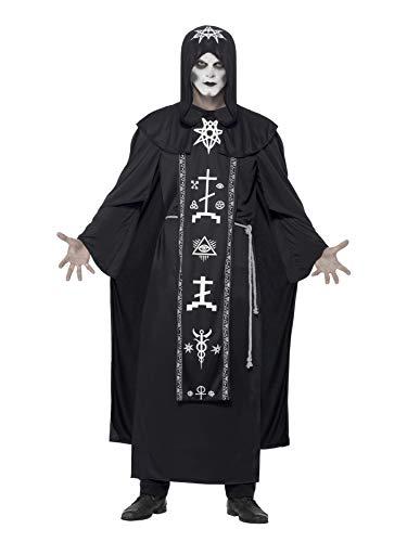Halloween! Smiffys Dunkle Künste Ritual Kostüm,...