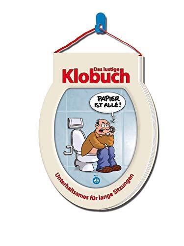 Trötsch Das lustige Klobuch Toilettenpapier...