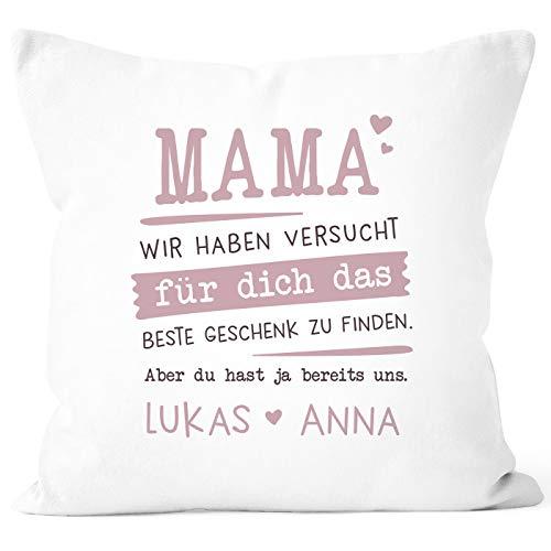 SpecialMe® Kissen-Bezug personalisiertes Geschenk...