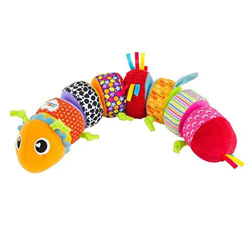 Lamaze LC27244 Softes Raupenpuzzle Babyspielzeug...