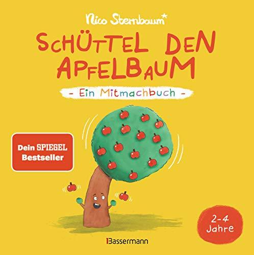 Schüttel den Apfelbaum - Ein Mitmachbuch. Für...