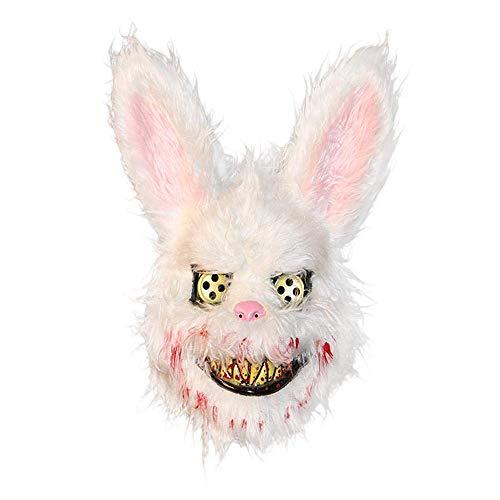 kuaetily Halloween Maske Blutige...