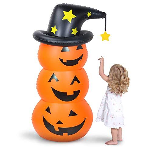 TWSOUL Halloween Deko Aufblasbarer...