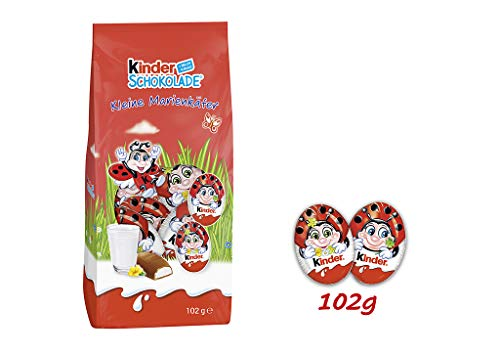 kinder Schokolade gefüllte Figuren 'Kleine...