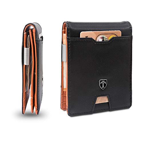 TRAVANDO Geldbörse mit Geldklammer Geldbeutel...