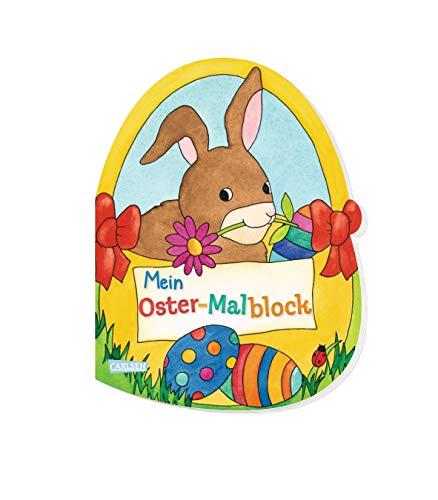 Mein Oster-Malblock (Osternest)