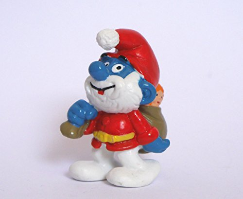 20124 Weihnachts Schlumpf Schleich