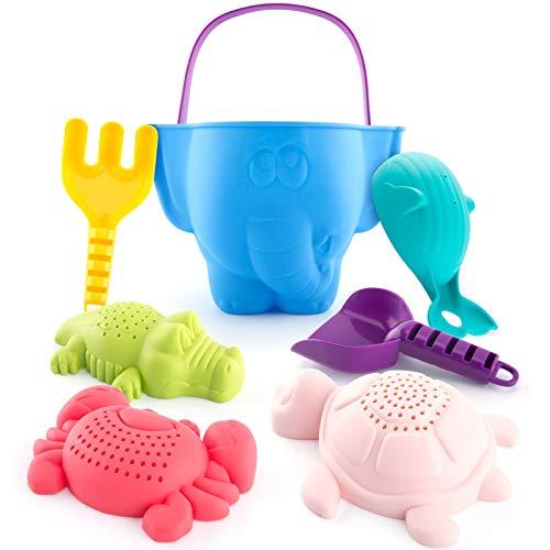 CubicFun Sandspielzeug Set für Kinder und...