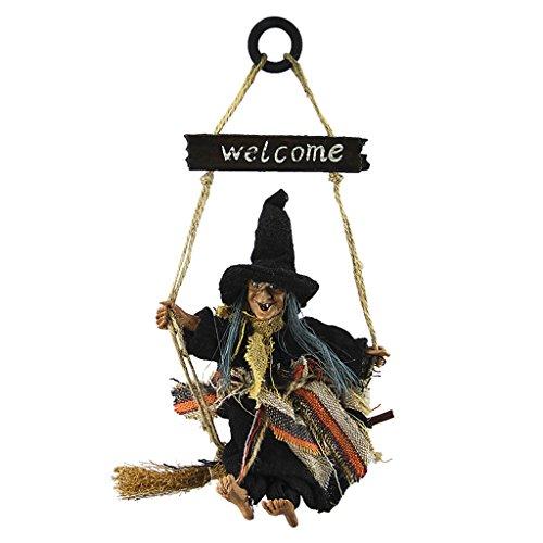 Halloween Deko zum Aufhängen Geist Dekorationen...
