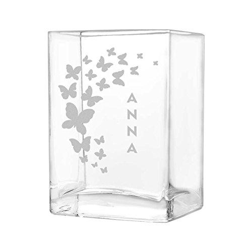 polar-effekt kleine Blumenvase Vase Personalisiert...