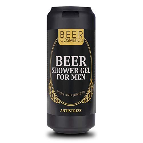 Bier-Duschgel für Männer 400ml - Körperpflege -...