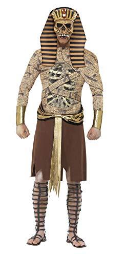 Smiffys, Herren Zombie-Pharao Kostüm, Überwurf,...