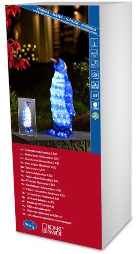 Konstsmide 6117-203 LED Acrylfigur 'Pinguin...