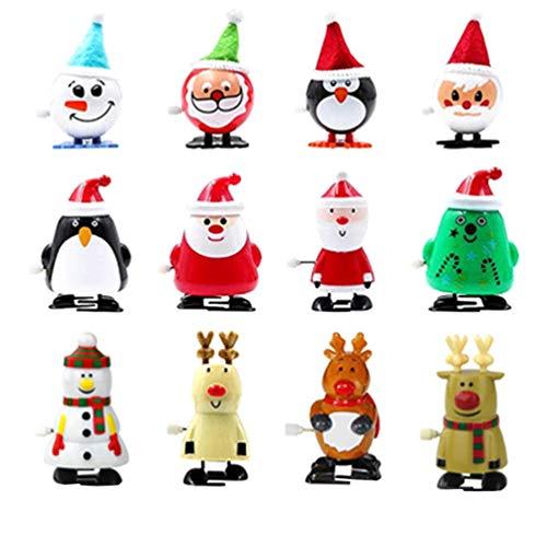STOBOK Weihnachten Uhrwerk Spielzeug...