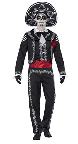Halloween! Smiffys Kostüm Tag der Toten Señor...