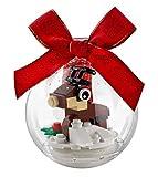 Lego 854038 Weihnachtskugel Christbaum Kugel mit Rentier