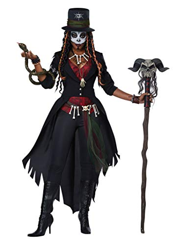 California Costumes Damen Voodoo Magic Kostüm - -...