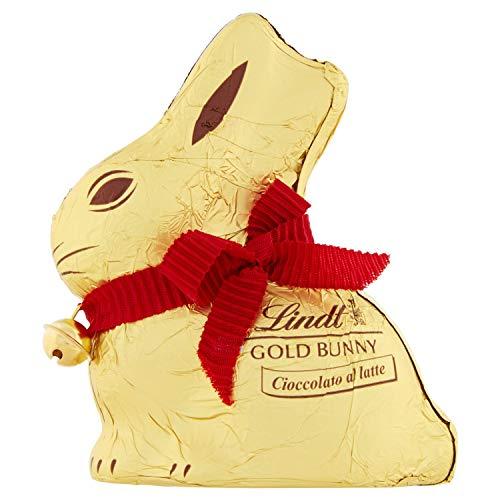Lindt Goldhase - Premium Vollmilch-Schokolade zu...
