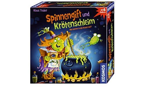 KOSMOS 698652 - Spinnengift und Krötenschleim:...