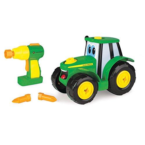 John Deere 46655 Bau-Dir-Deinen-Johnny-Traktor,...