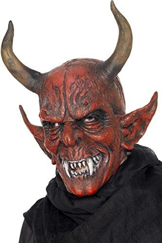 Halloween! Smiffys Maske Teufelsdämon, Über...