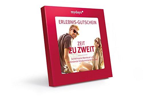 mydays Erlebnis-Gutschein Zeit zu zweit für 2...
