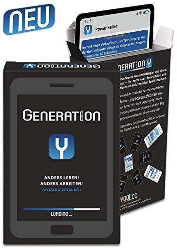YOOLOO 259041 Generation Y – Interaktives...