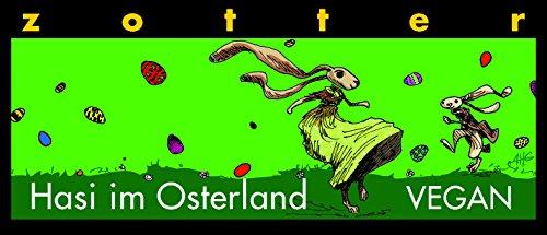 Zotter Bitterschokolade 'Hasi im Osterland' mit...