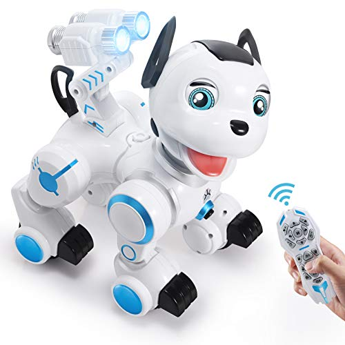 ANTAPRCIS Ferngesteuert Hund Roboter Spielzeug,...