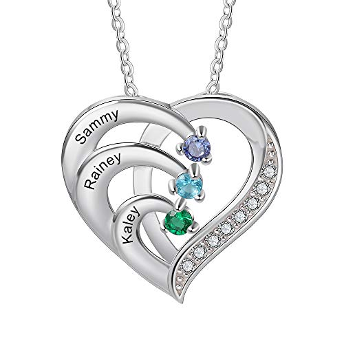 Personalisierte Namenskette Silber 925 Halskette...