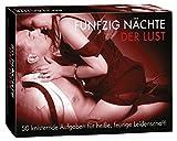 You2Toys 50 Nächte der Lust - erotisches Spiel für Paare, 50 verschiedene Umschläge mit Vorschlägen für das Vorspiel, fünf verschiedene Härtegrade