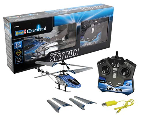 Revell Revell_23982 Control RC Helikopter,...