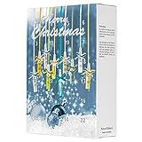 2 Stück 2020 Adventskalender Weihnachten Beauty 24 Ampullen Hyaluron 10 Sorten Serum Kalender Hyaluronsäure Aloe Vera Collagen Augenserum Power Lift Caviar Kosmetik