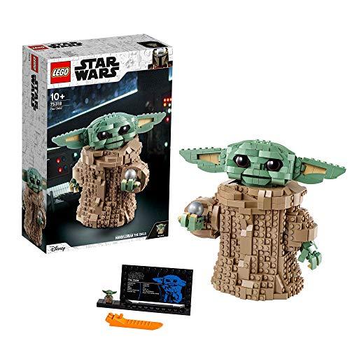 LEGO 75318 Star Wars The Mandalorian, Das Kind,...