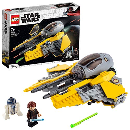 LEGO 75281 Star Wars Anakins Jedi Interceptor,...