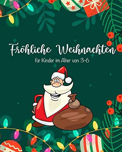 Fröhliche Weihnachten für Kinder im Alter von...
