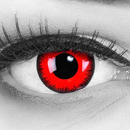 Farbige Kontaktlinsen Jahreslinsen Meralens 1 Paar...