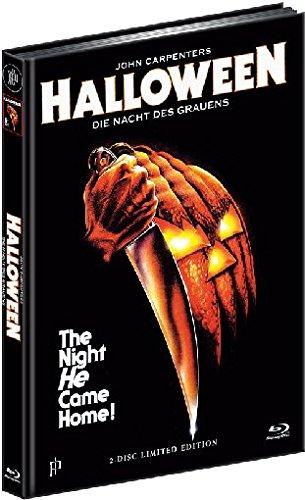 Halloween 1 - Die Nacht des Grauens - Mediabook...